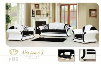 Garnitur 3-2-1 Versace-2