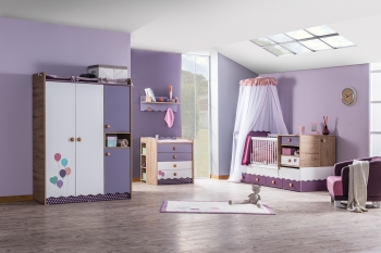 Babyzimmer Viola